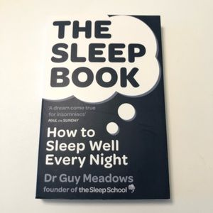 2FOR15 🌴 Sleep Book How Sleep Well Every Night